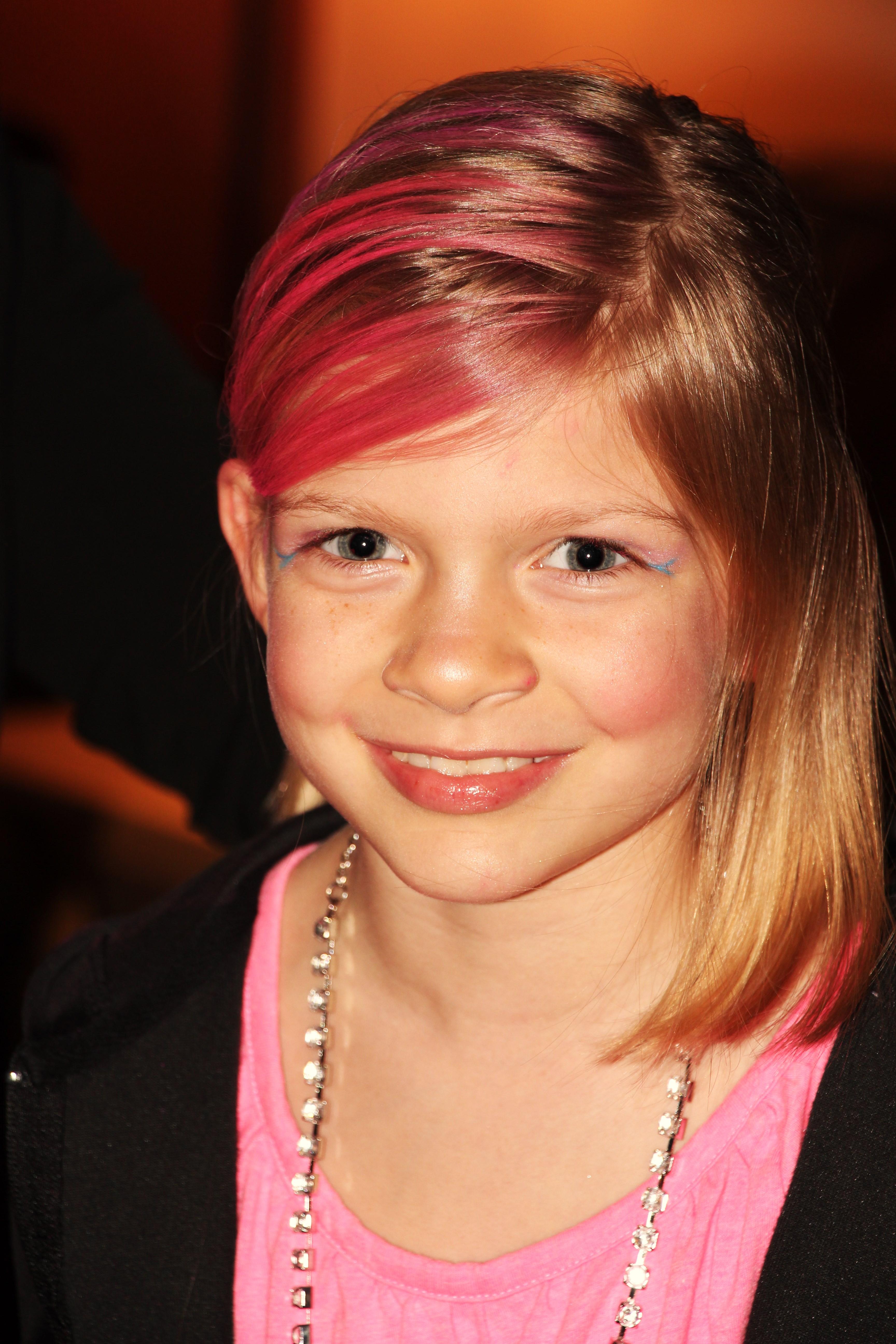 Isabella S 8th Birthday
